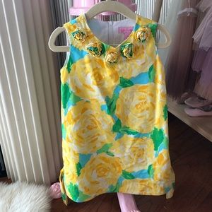 Lily Pulitzer First Impressions Toddler 4T